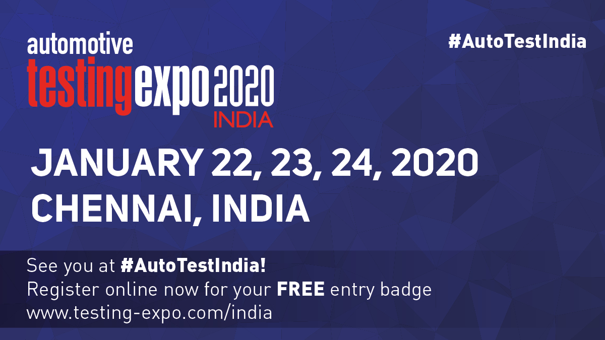 Image result for automotive testing expo chennai 2020